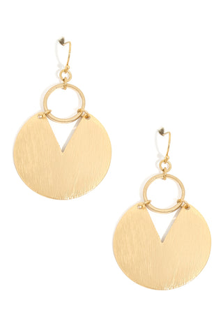 AC earrings