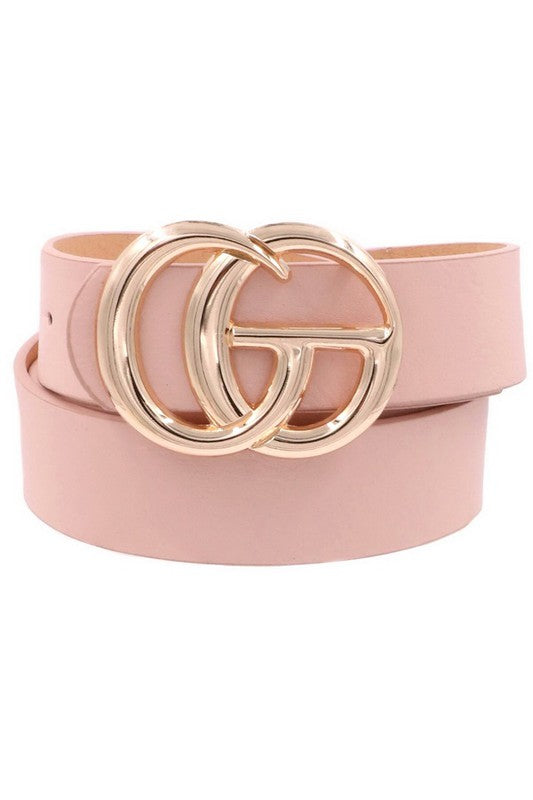 Cameron belt blush