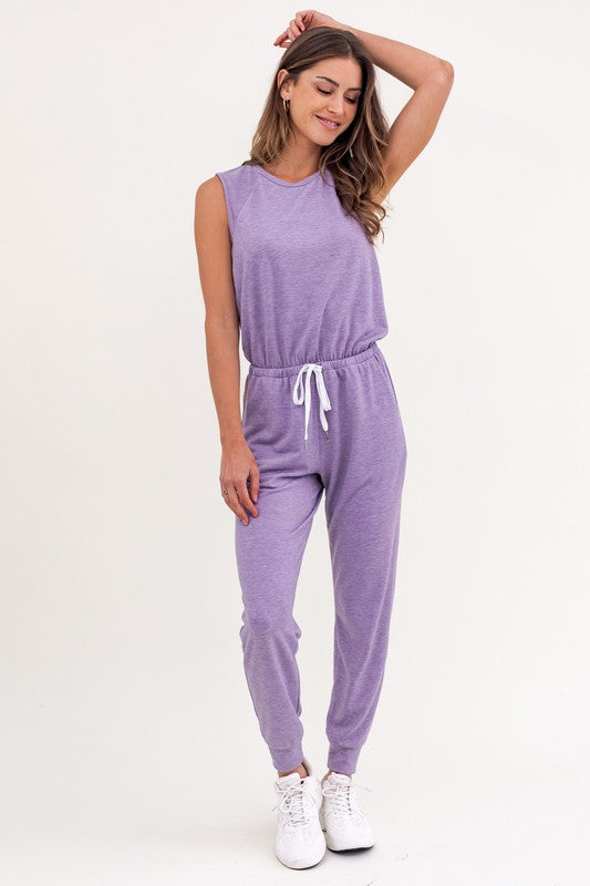 Wander more worry less jumpsuit