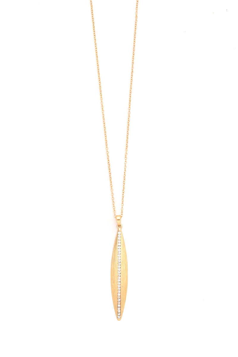 Kendra necklace gold