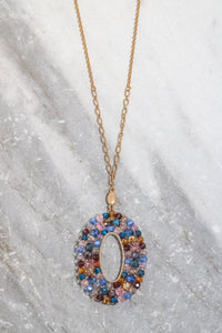 Everett necklace multi
