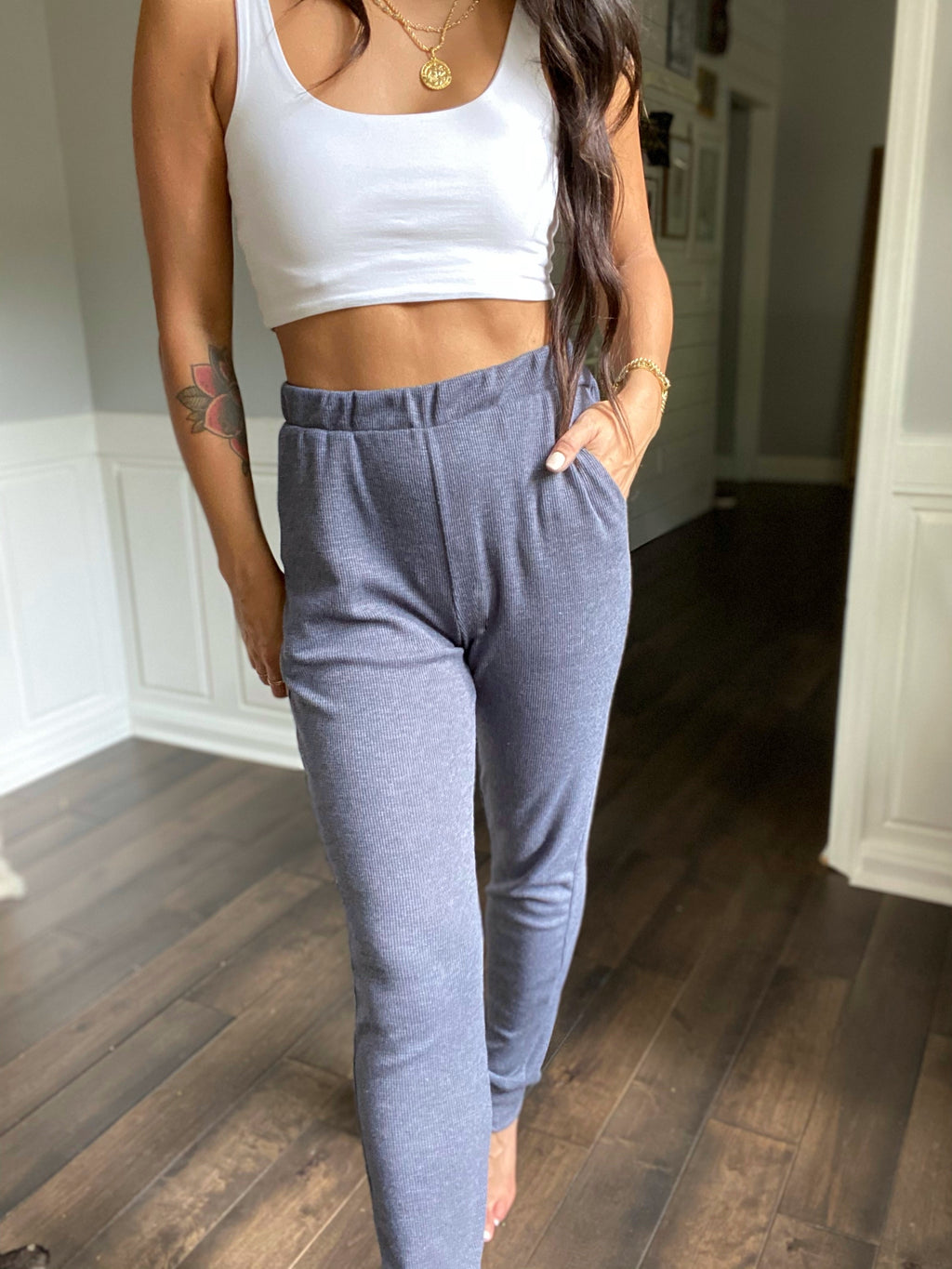 MJ thermal joggers