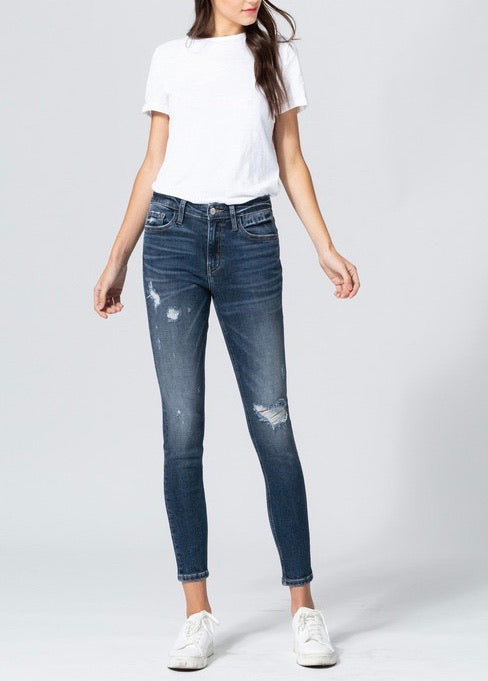 Summer love high rise jeans