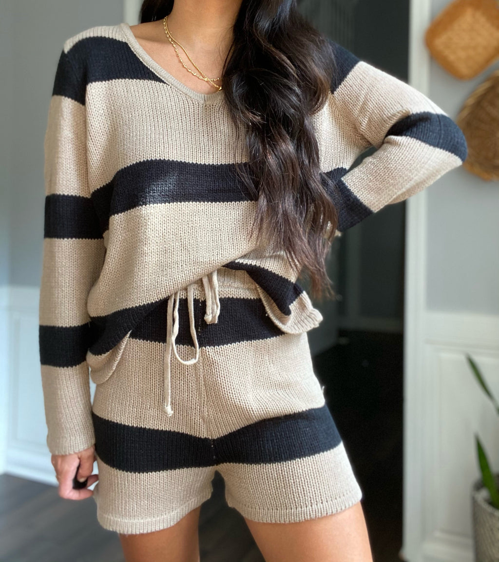 Abby knit top