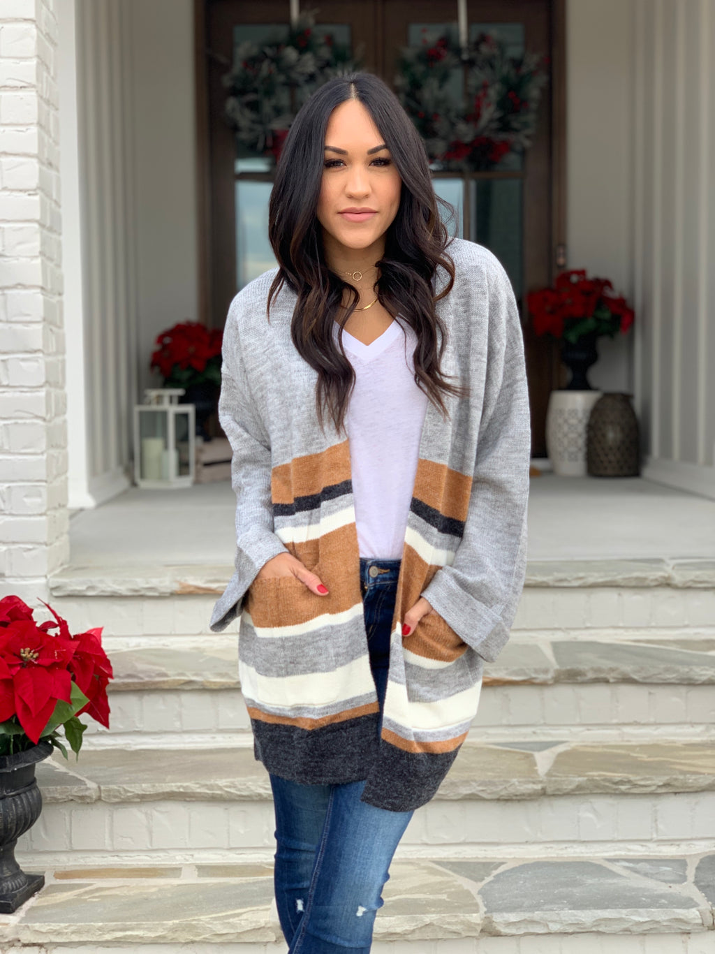 Chilly day cardigan