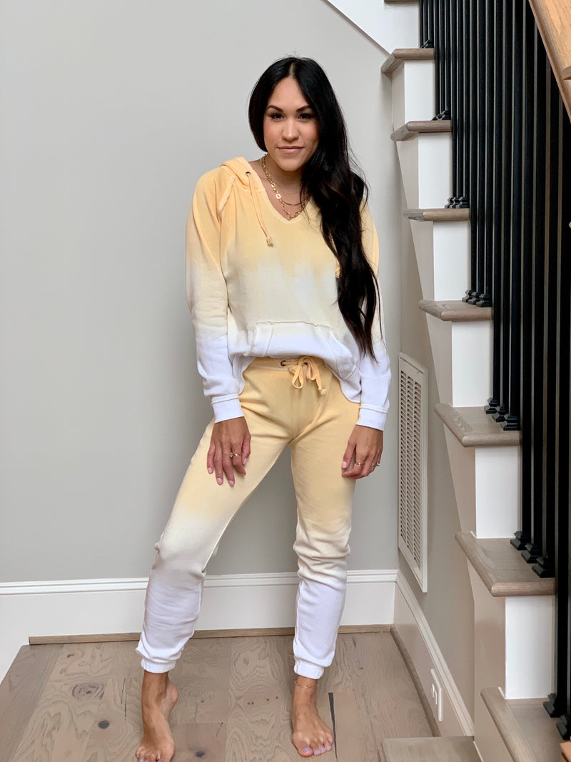 Butter joggers