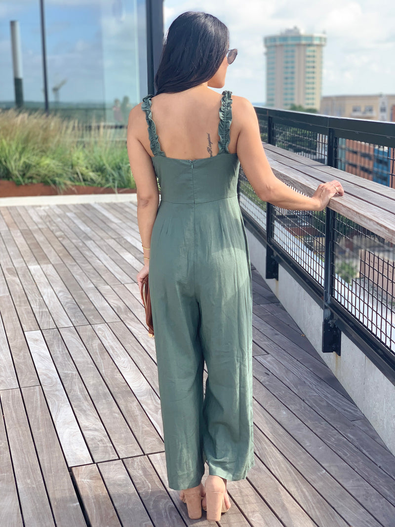 Cambridge jumpsuit