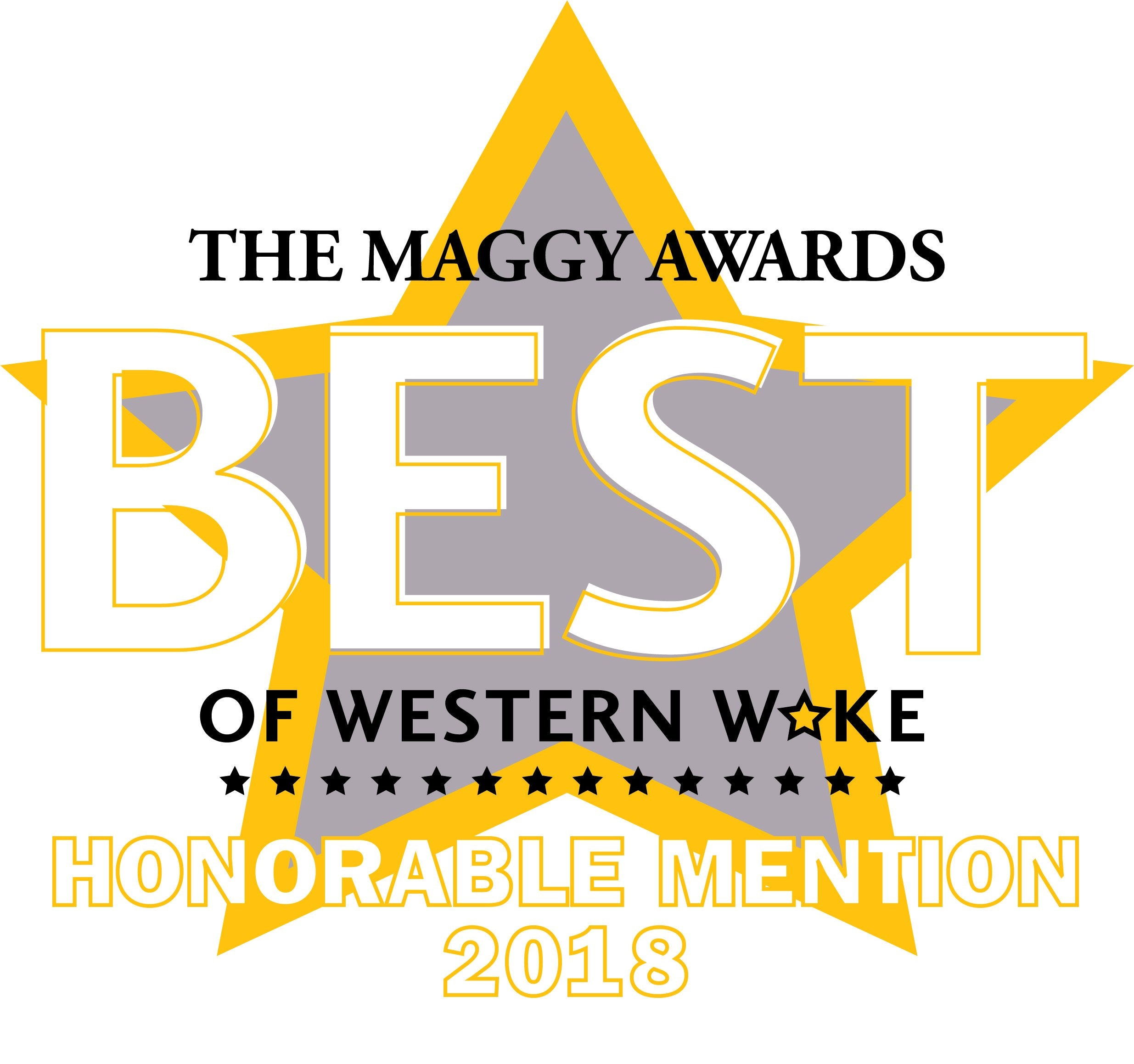The Maggy Awards, Best of Western Honorable Mention