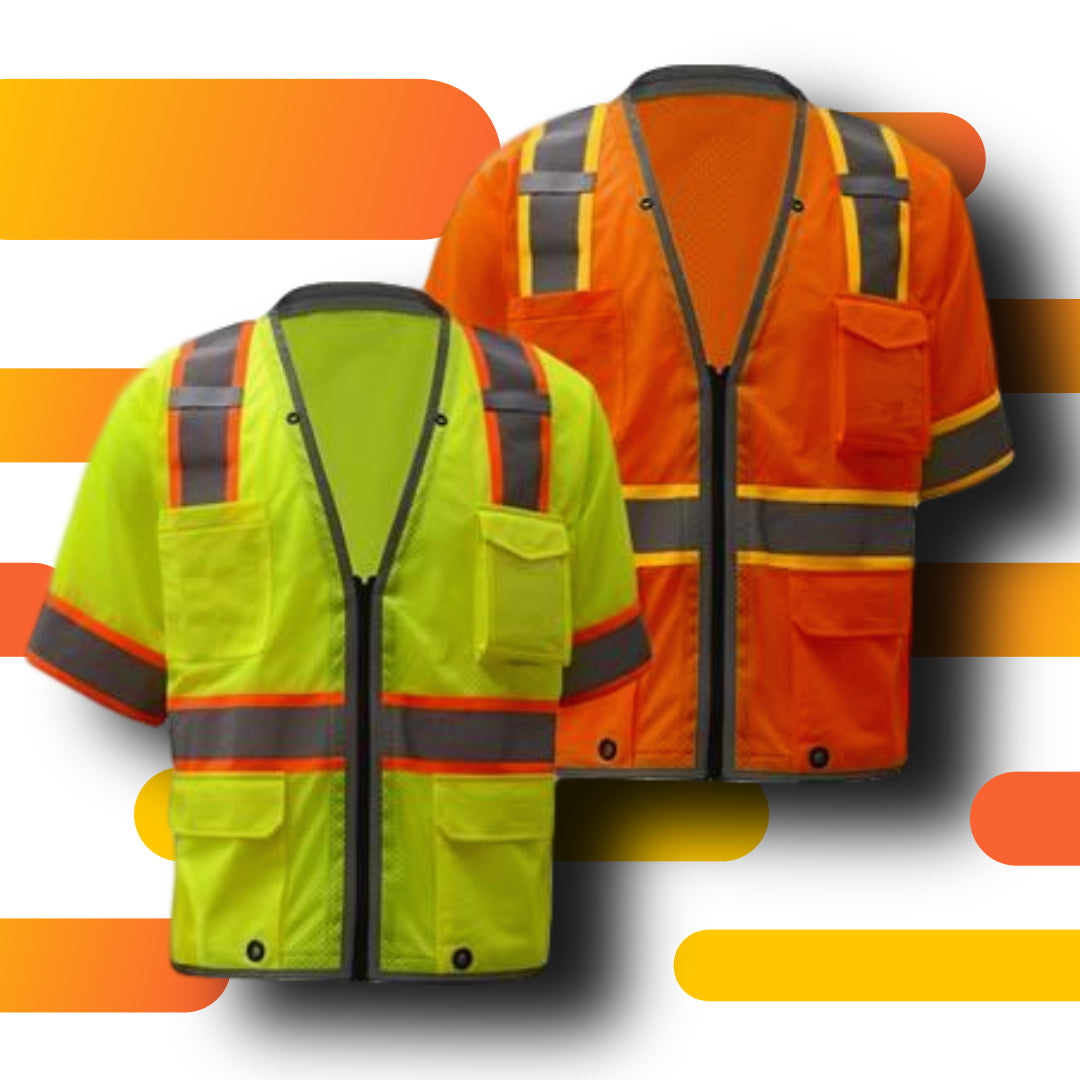Class 3 - High Visibility