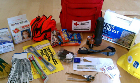 disaster response kit