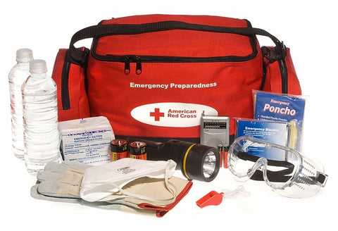 emergency preparedness and first aid kit
