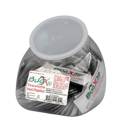 BugX30 Fish Bowl Insect Repellent Wipes, 50 Per Bowl - LIMITED TIME OFFER! - BS-FAK-18-760-1-FM