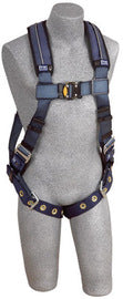 3M™ DBI-SALA® Small ExoFit™ XP Vest Style Harness With Back D-Ring, Tongue Buckle Leg Strap And Removable Comfort Padding