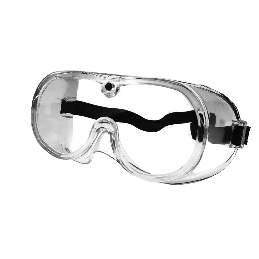 Firstahl Safety Goggle - ANSI Z87.1 Certified Lightweight Safety Googles (Clear,Pack of 2)