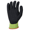 221-112 Premium Nitrile Micro-Foam Coated Polyester Gloves 1pair