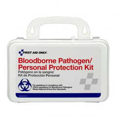 Blood Borne Pathogen (BBP) Unitized Spill Clean Up Kit, Plastic Case - BS-FAK-3060-1-FM