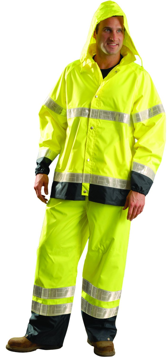 Premium Breathable Jacket - XL / Fluorescent Yellow