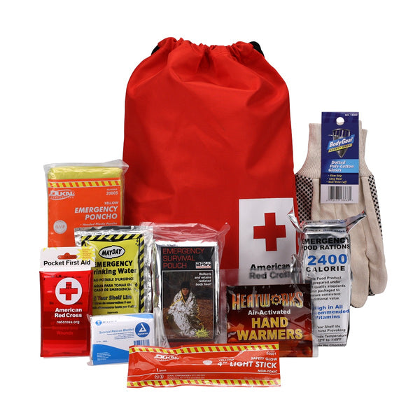 Red Cross Winter Survival Pack - BS-FAK-54894-1-FM
