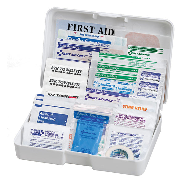 American Red Cross Auto First Aid Kit - BS-FAK-711320-1-FM