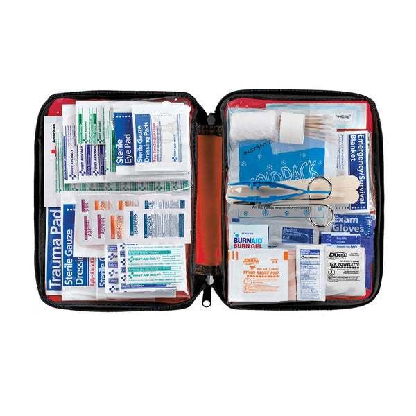 American Red Cross Deluxe All Purpose First Aid Kit, 299 Pieces - BS-FAK-711442-1-FM