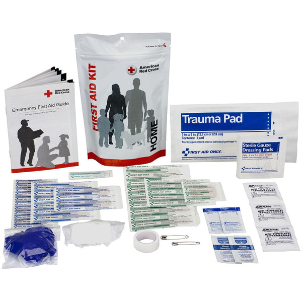 Home First Aid Zip Kit - BS-FAK-720007-1-FM