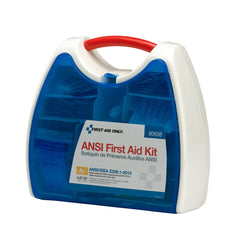 50 Person ReadyCare ANSI A+ Compliant Large First Aid Kit, Plastic Case - BS-FAK-90698-1-FM