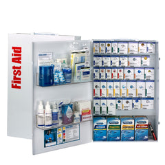 XXL Metal SmartCompliance Food Service First Aid with Meds
