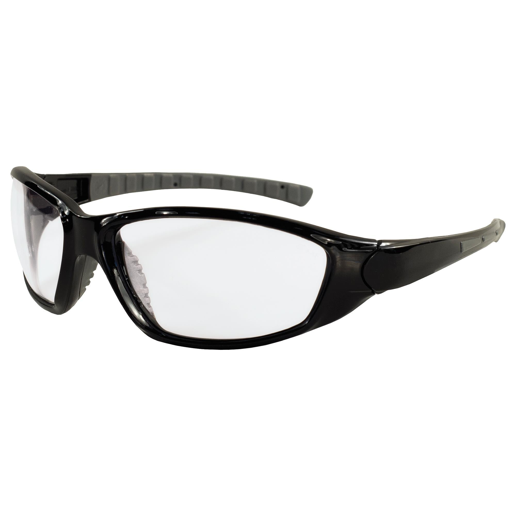 AMMO® Safety Glasses with Anti-Fog Lenses - Foam Lined 1PC