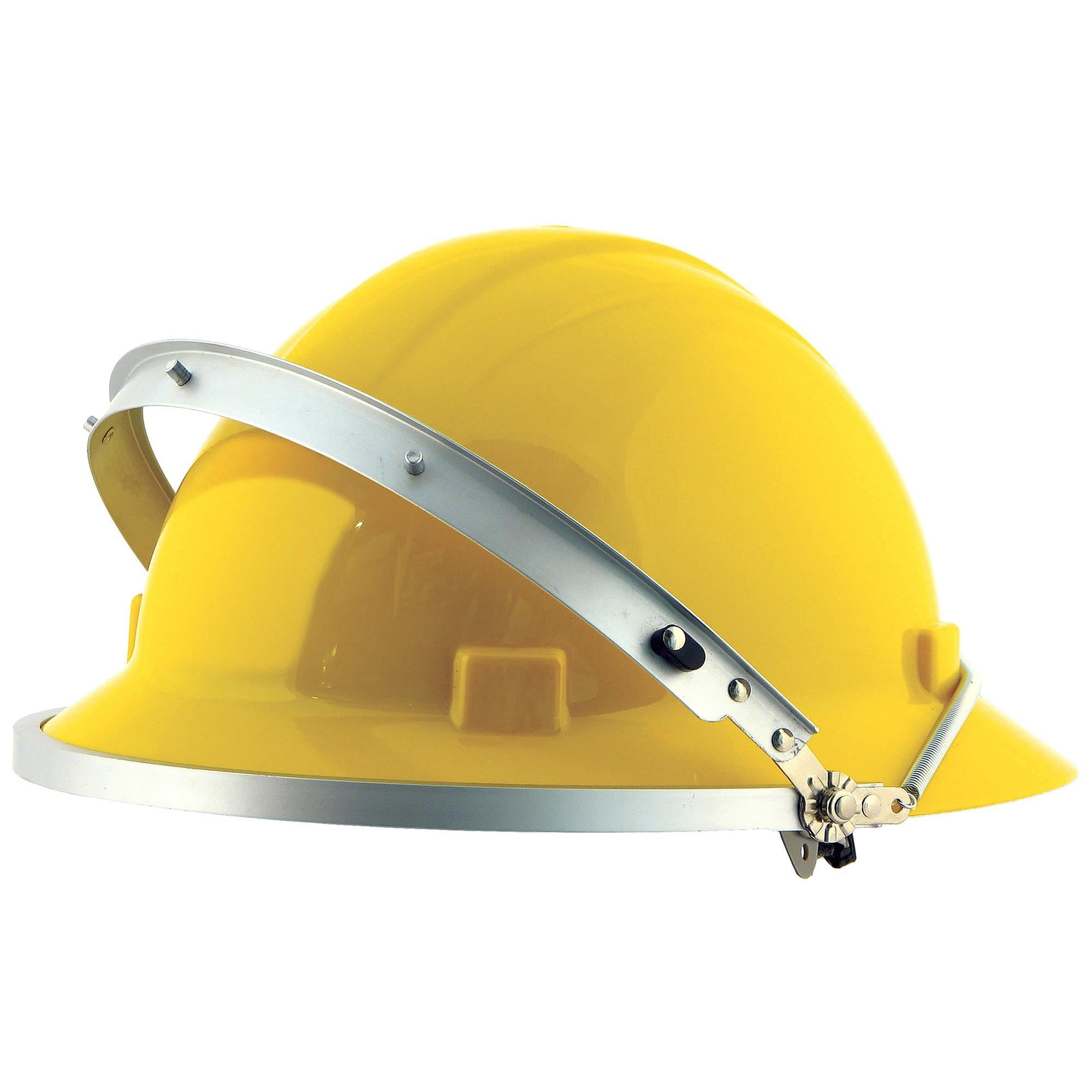 E19 Aluminum Bracket for Americana® Full Brim Hard Hat 1pc