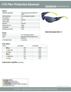 I-FIT FLEX® Safety Glasses 1PC