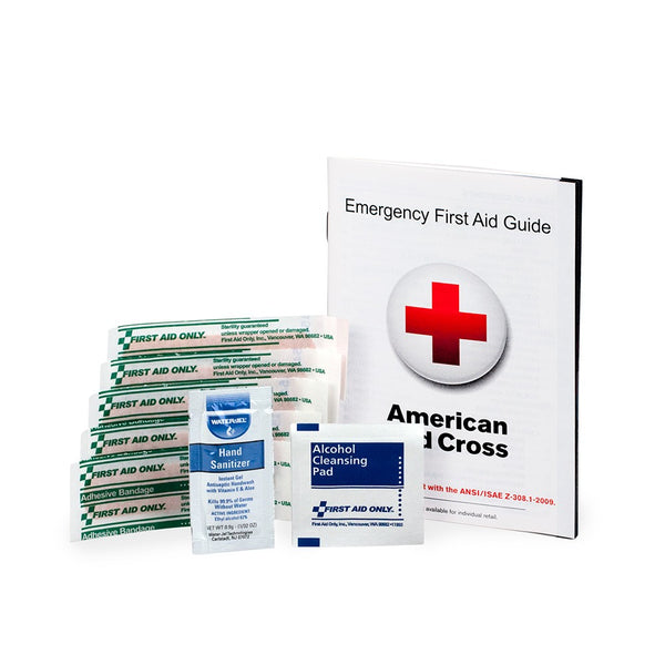 SmartCompliance Refill First Aid Guide Refill Kit - BS-FAK-FAE-6017-1-FM