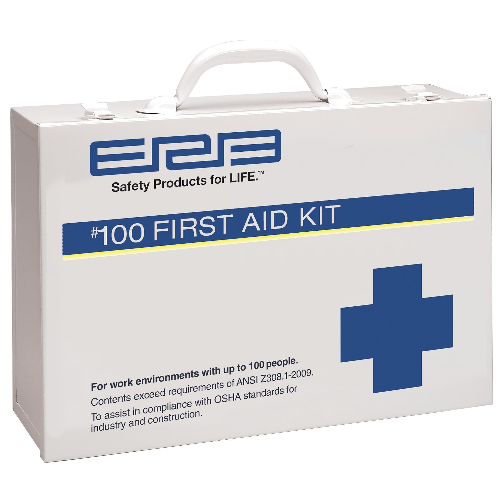 Premium First Aid Kit with Metal Box 1EACH