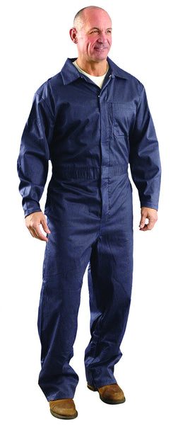 Value Cotton Flame Resistant Coverall Hrc 1 Item # G906