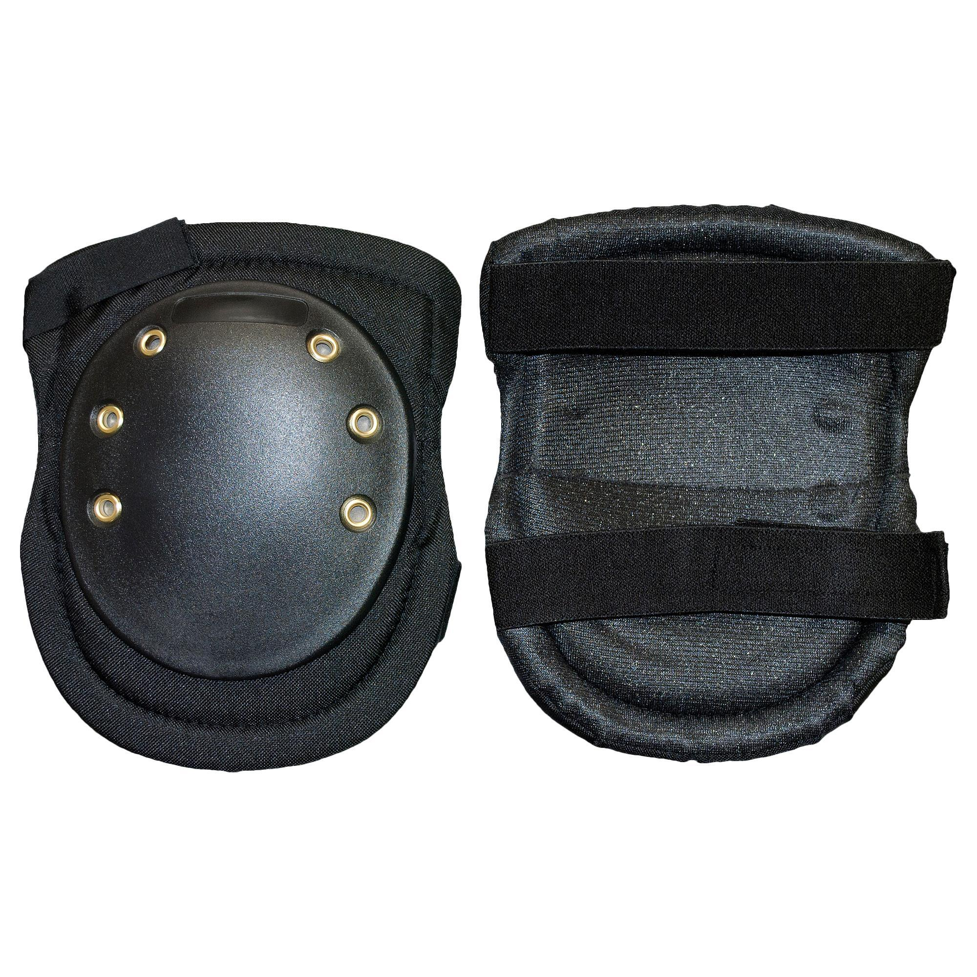 14758 Black Knee Pads with Hard Shell (includes 40 pair of knee pads)