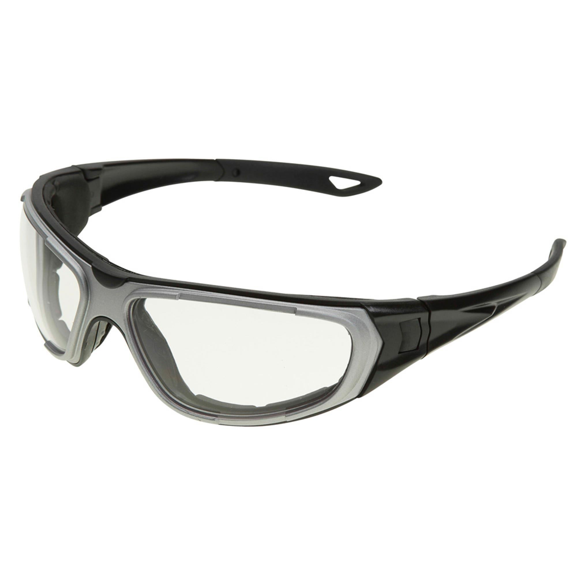 NT2 Safety Glasses with Anti-Fog Lens 1PC