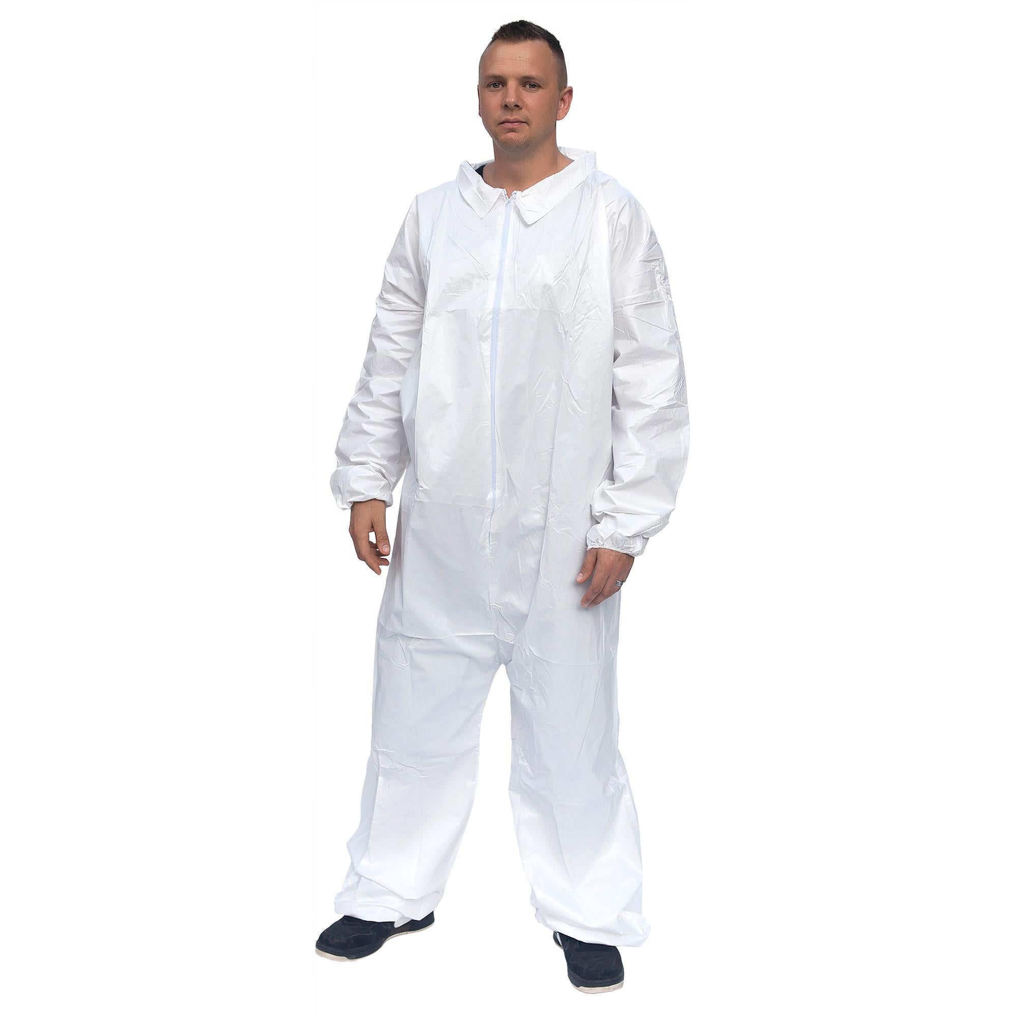 14799 PC125 Coveralls (includes 25 pair of coveralls)