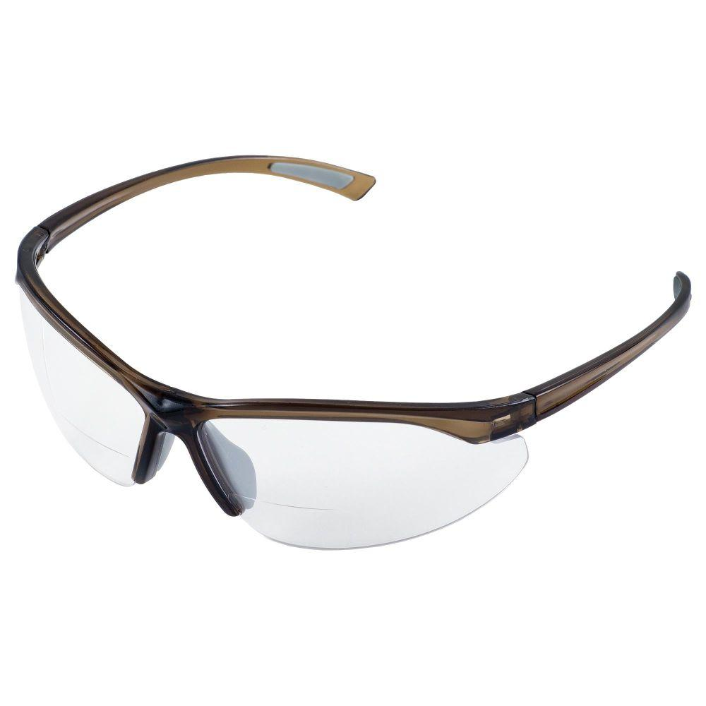 PINPOINT® Readers +1.0 Safety Glasses 1pc