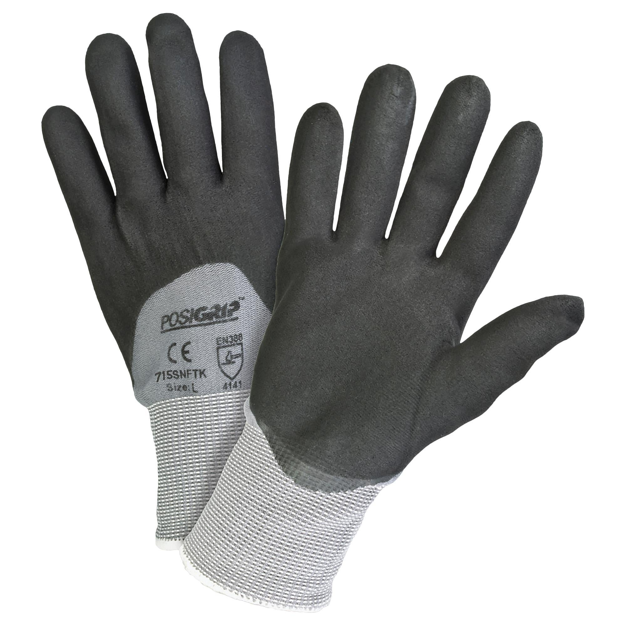 3/4 Dipped Gloves with Micro-Foam Air Coating 1pair