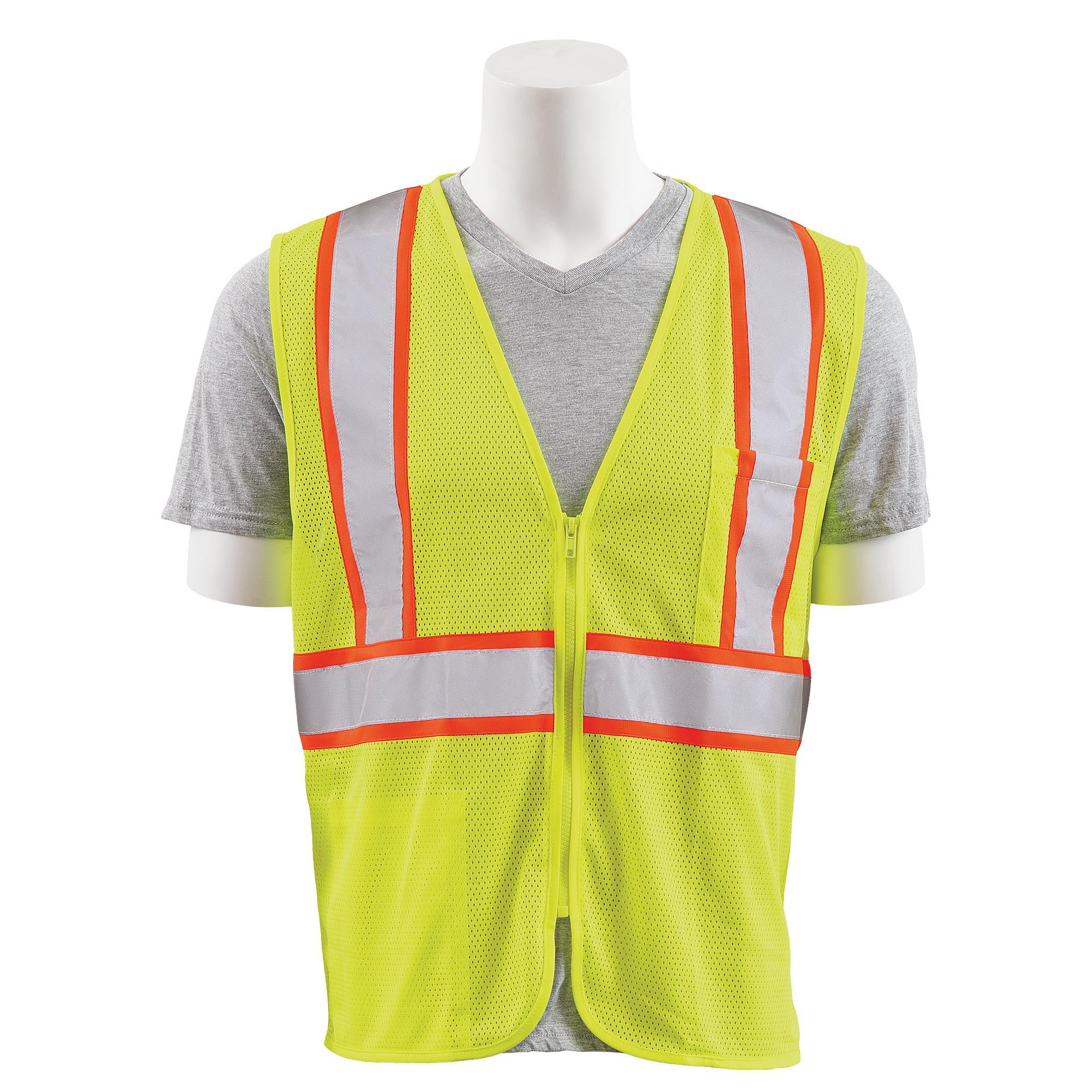 S195C Class 2 Flame Retardant Treated Safety Vest 1PC