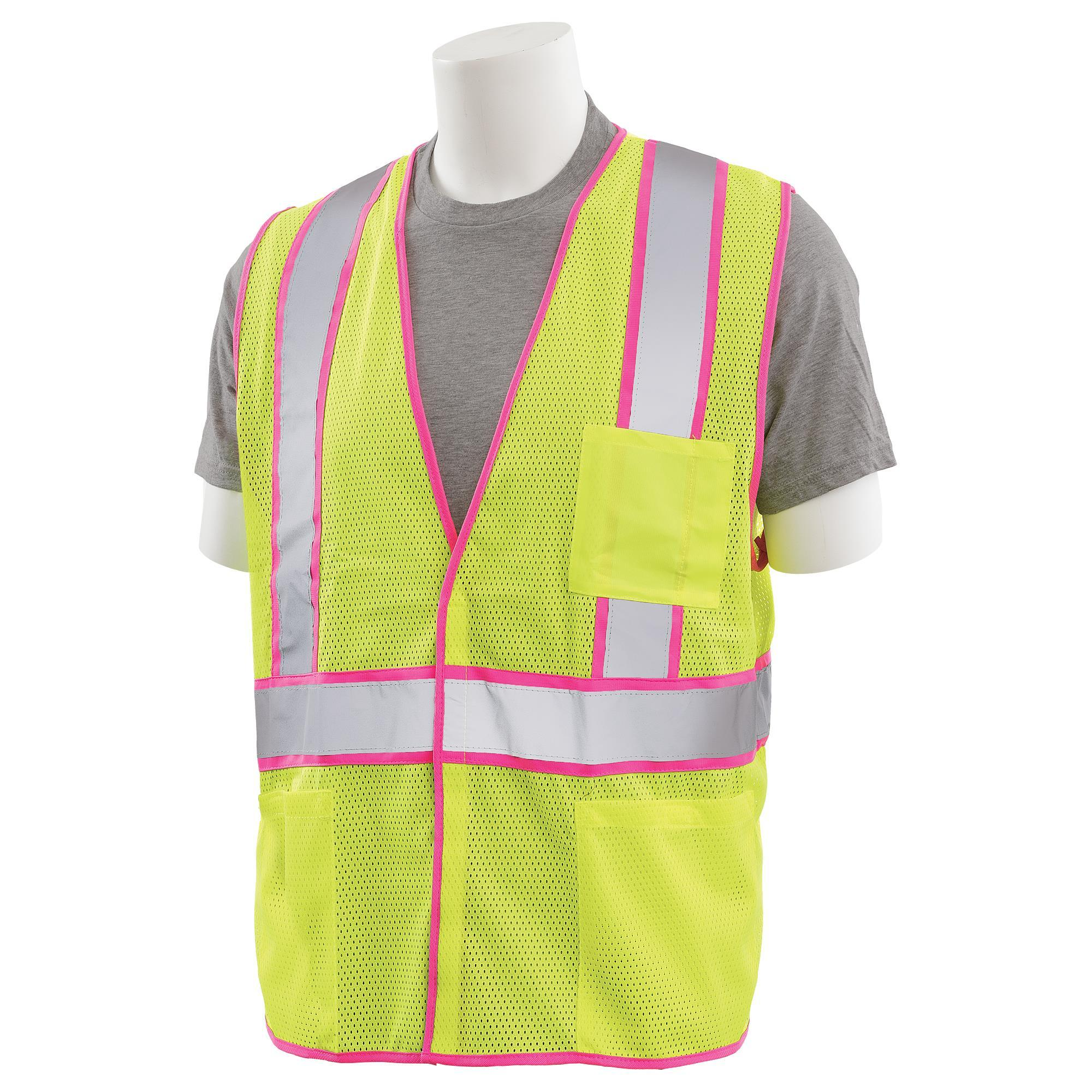 S730 Unisex Safety Vest Class 2. 1pc