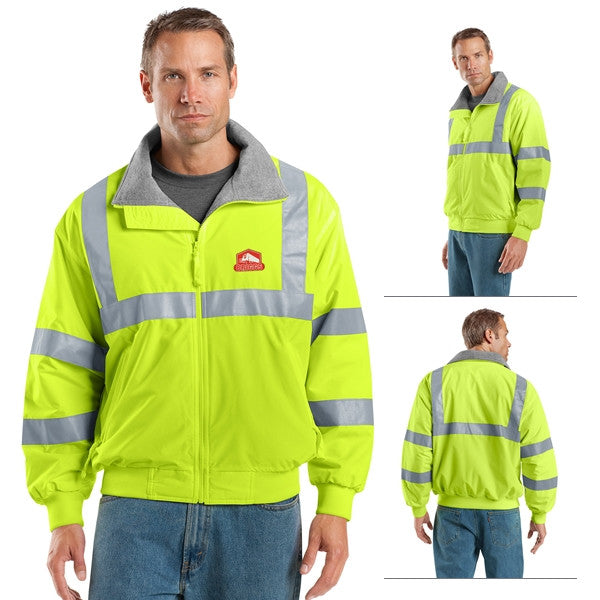 Port Authority® Enhanced Visibility Challenger™ Jacket with Reflective Taping