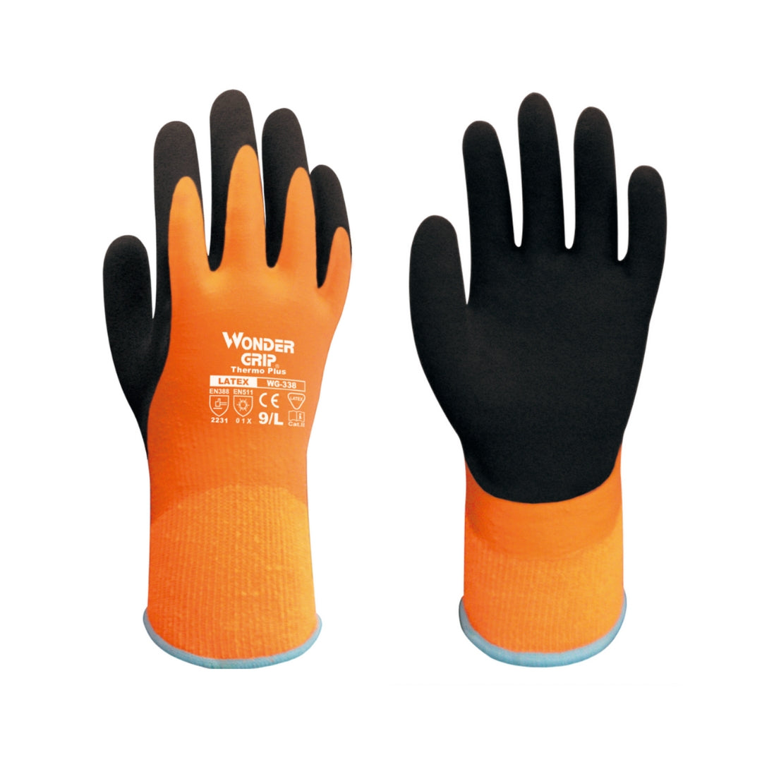 Thermo Plus Safety Gloves (One Pair)