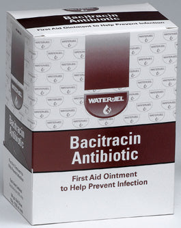 Bacitracin Ointment .9 gram foil packets, 12 boxes of 144 each - BS-WJT-WJBA1728-1-FM
