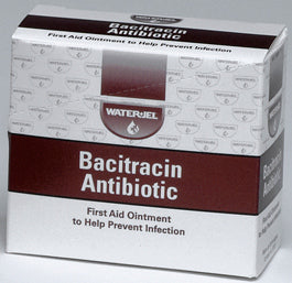 Bacitracin Ointment .9 gram foil packets, 72 boxes of 25 each - BS-WJT-WJBA1800-1-FM