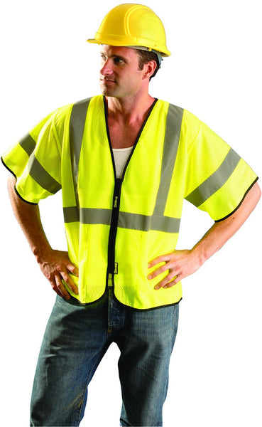 Value Mesh Standard - 2XL/3XL / Fluorescent Yellow