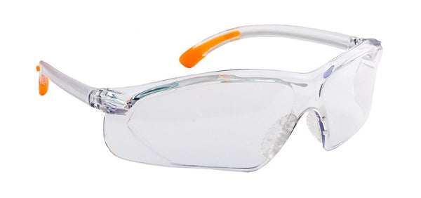 Brite Safety Fossa Spectacle Safety Glasses - Polycarbonate Protective Eyewear ANSI Z87+ Eye Protection