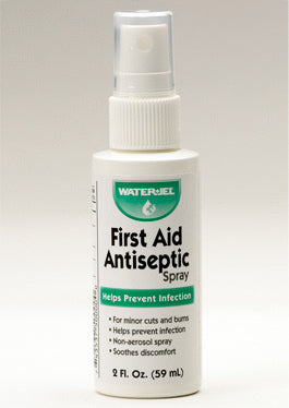 Antiseptic Spray 2oz. Bottle - 24 per case  - BS-WJT-AS2-24-1-FM