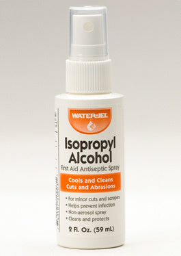 Alcohol Spray 2oz. Bottle -24 per case - BS-WJT-ALS2-24-1-FM