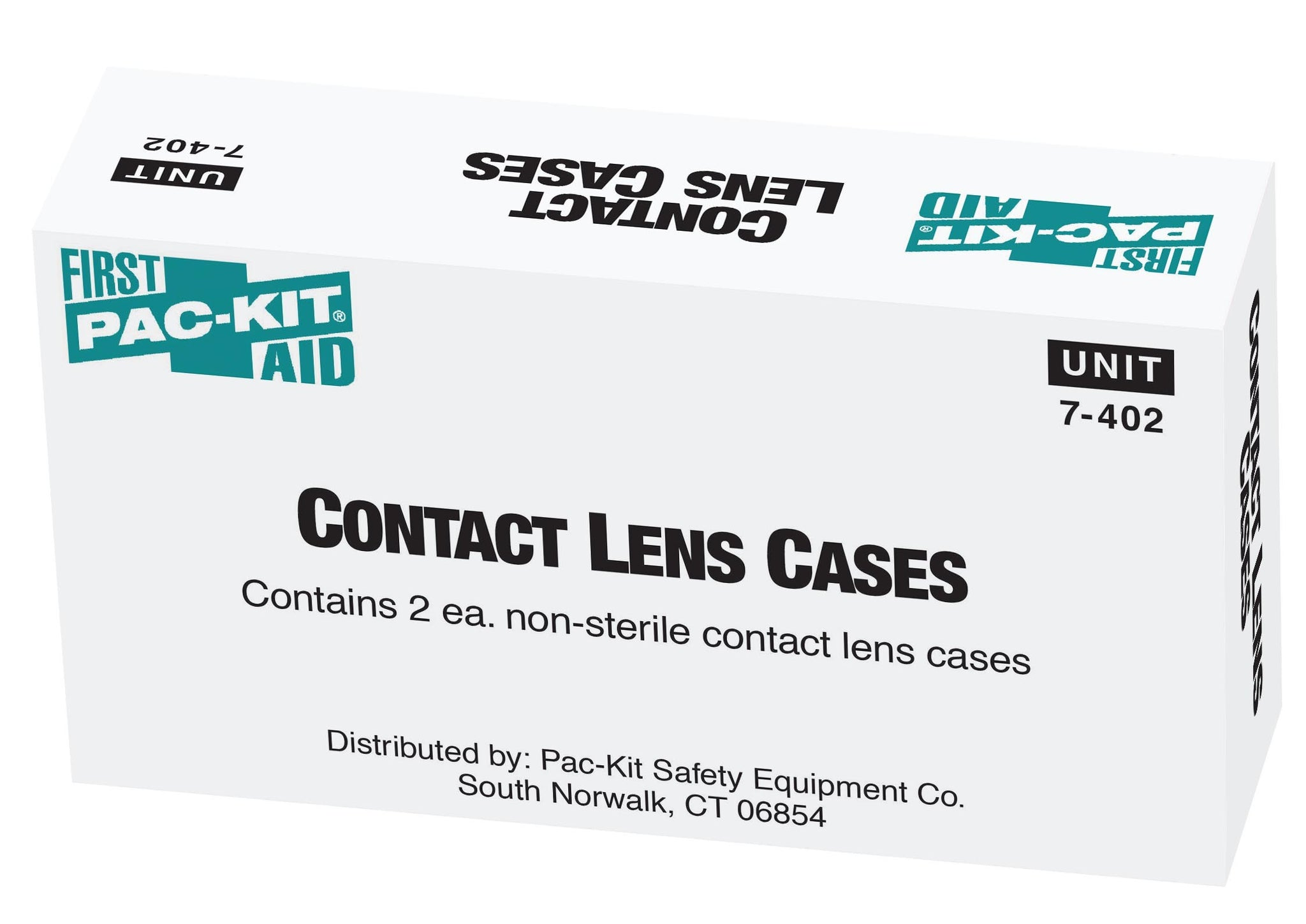 Contact Lens Case, 2 Per Box - BS-FAK-7-402-1-FM
