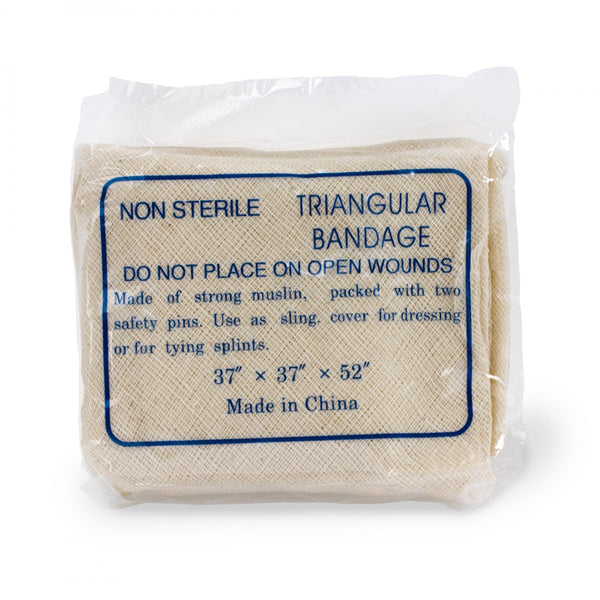 "SmartCompliance Refill 36""""X36""""X51"""" Triangular Bandage Nonsterile, 1 Per Bag - BS-FAK-Z526-1-FM"